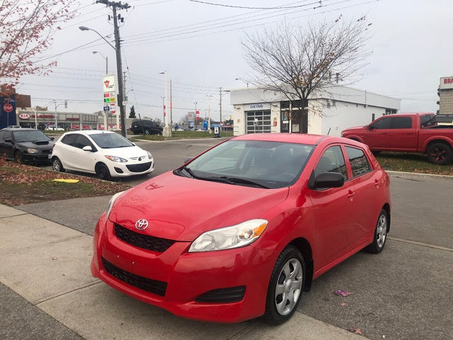 2009 Toyota Matrix FWD