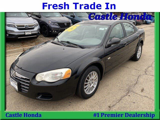 2005 Chrysler Sebring Touring Sedan FWD