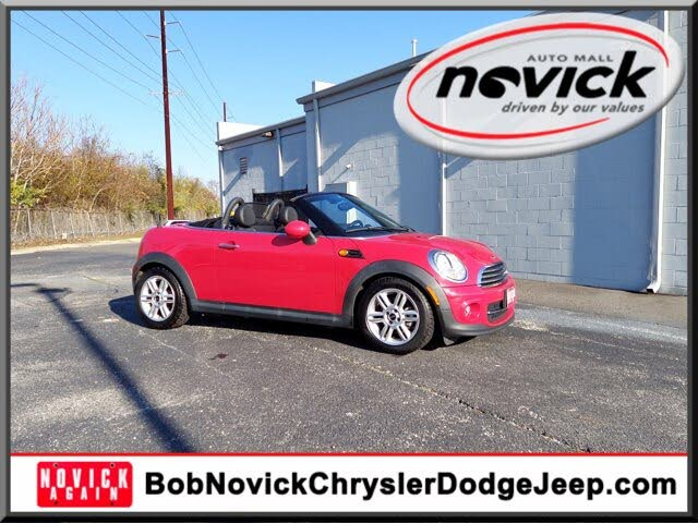 2013 MINI Roadster FWD