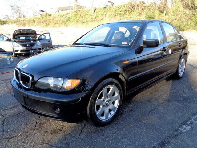2004 BMW 3 Series 325i Sedan RWD