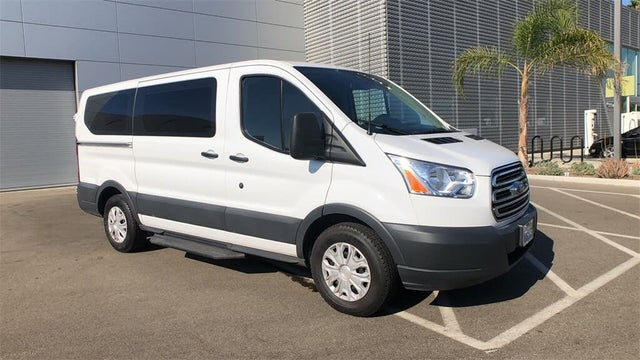 2018 Ford Transit Passenger 150 XLT Low Roof RWD with Sliding Passenger-Side Door