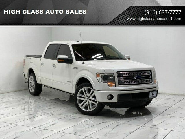 2013 Ford F-150 Limited SuperCrew