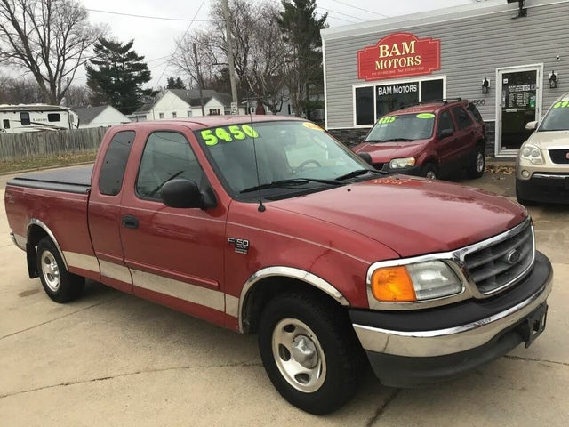 2004 Ford F-150 Heritage 4 Dr XLT Extended Cab LB