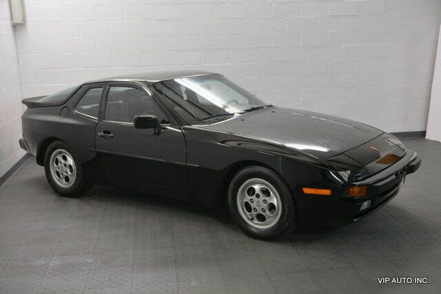 1989 Porsche 944 STD Hatchback