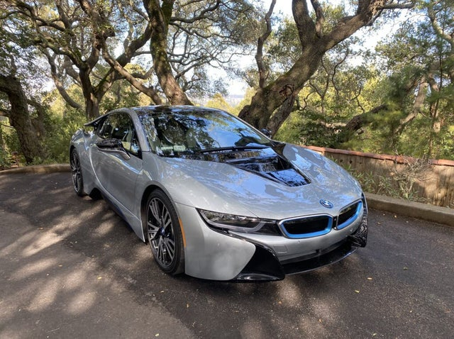 2015 BMW i8 Coupe AWD
