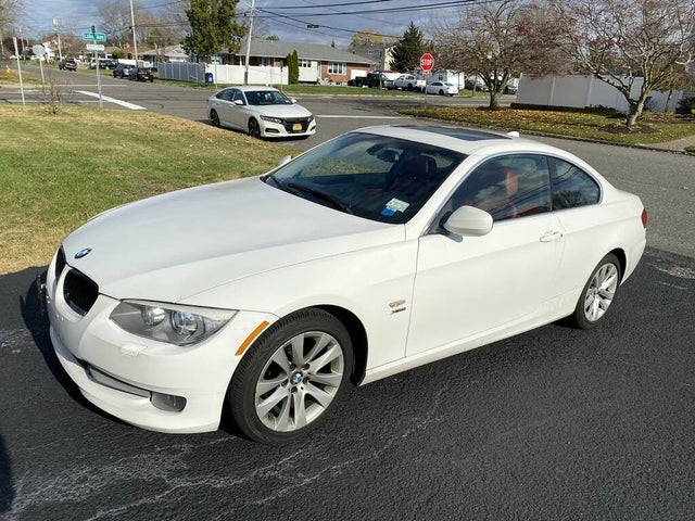 2012 BMW 3 Series 328i xDrive Coupe AWD