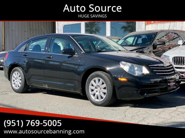 2010 Chrysler Sebring Touring Sedan FWD