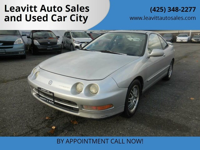 1997 Acura Integra GS Coupe FWD