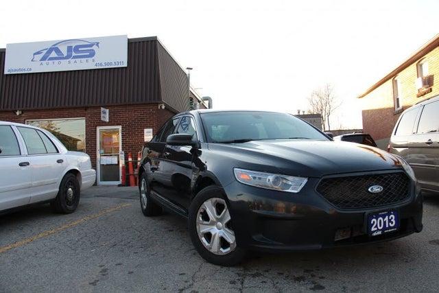 2013 Ford Taurus Police Interceptor AWD