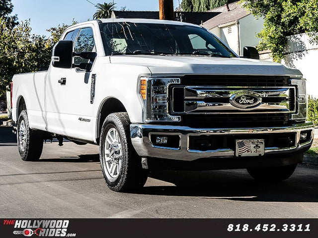 2017 Ford F-350 Super Duty XLT SuperCab LB