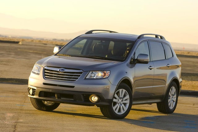 2008 Subaru Tribeca Limited 7-Passenger with Navi and DVD
