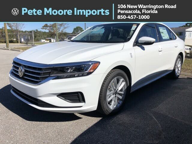 Used 2021 Volkswagen Passat 2.0T S FWD for Sale Right Now ...