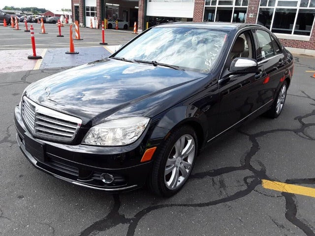 2009 Mercedes-Benz C-Class C 300 4MATIC Luxury
