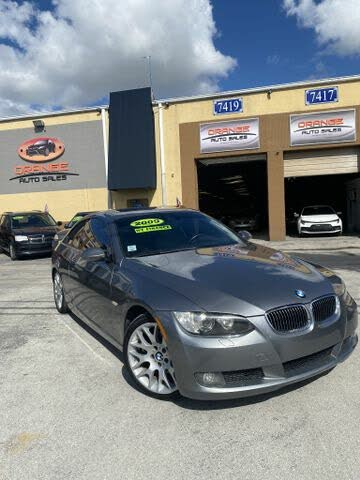 2009 BMW 3 Series 328i Coupe RWD