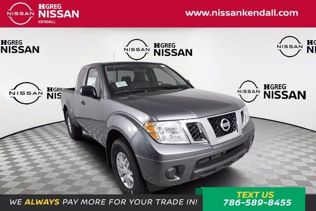 2020 Nissan Frontier SV King Cab RWD