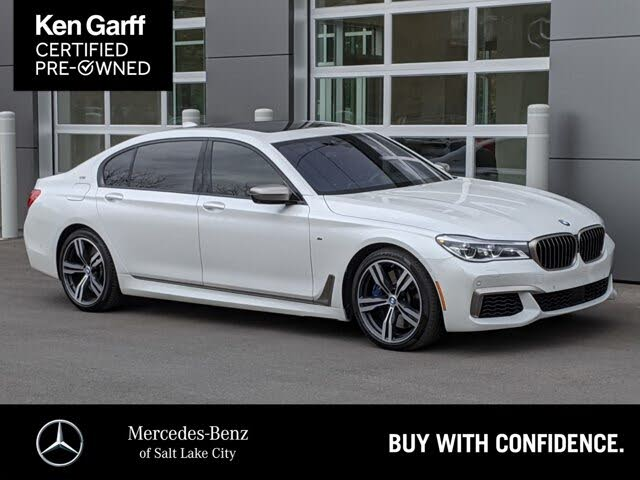 2017 BMW 7 Series M760i xDrive AWD