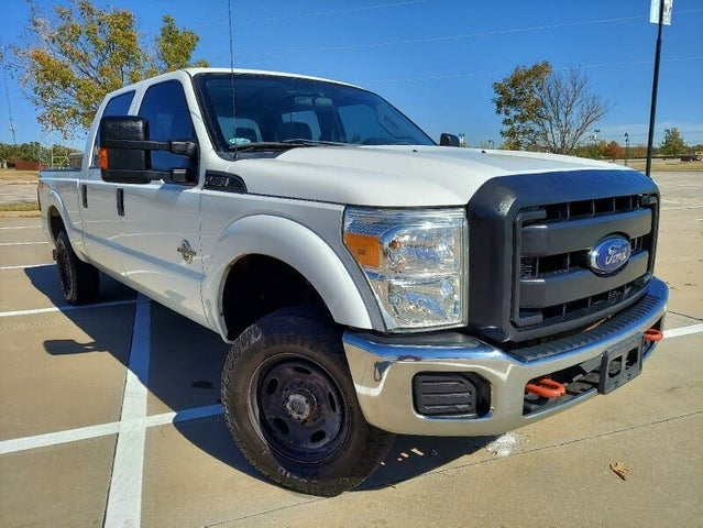 2014 Ford F-250 Super Duty XL Crew Cab