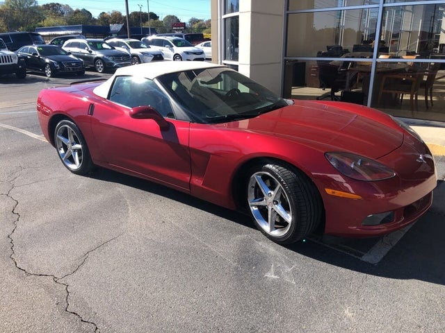 2013 Chevrolet Corvette 3LT Convertible RWD