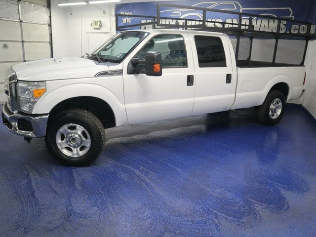 2016 Ford F-250 Super Duty XLT Crew Cab 4WD