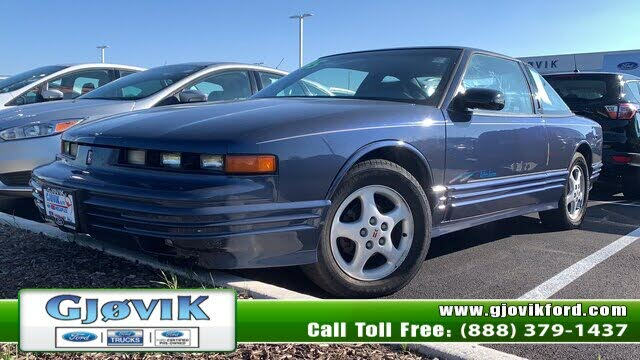1995 Oldsmobile Cutlass Supreme 2 Dr S Coupe