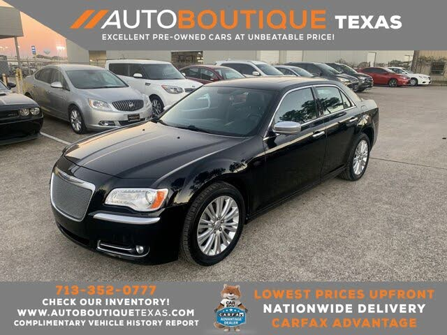 2013 Chrysler 300 C John Varvatos Luxury Edition AWD