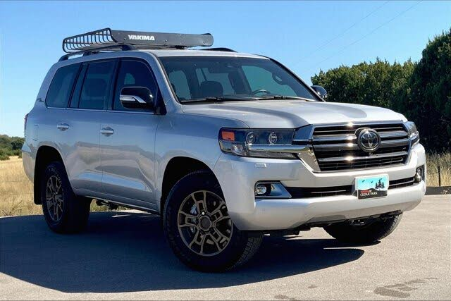 2021 Toyota Land Cruiser for Sale in Leander, TX - CarGurus