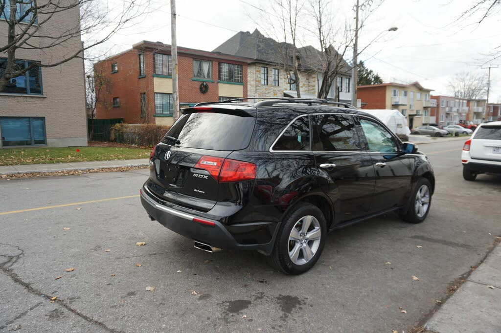 2011 Acura MDX SH-AWD with Technology Package complet