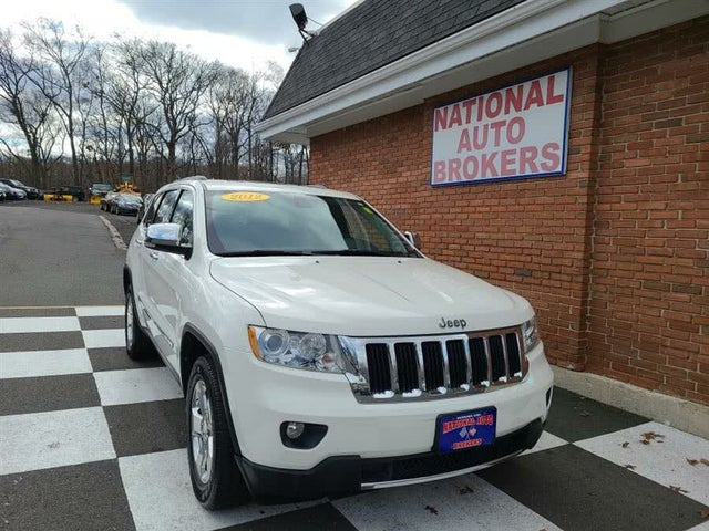 Used 2012 Jeep Grand Cherokee Overland for Sale in ...