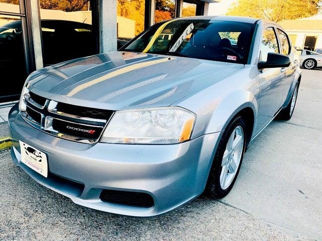 2013 Dodge Avenger SXT FWD