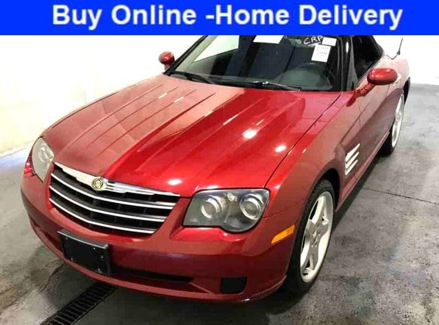 2006 Chrysler Crossfire Roadster RWD