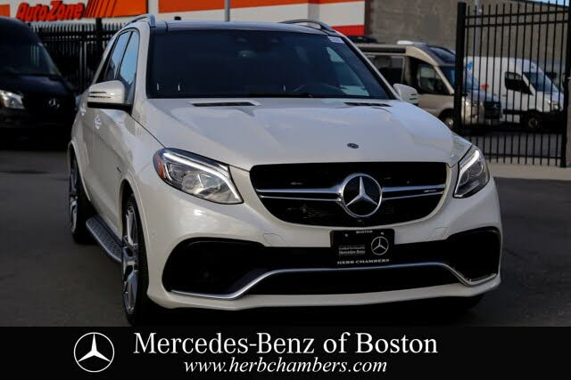 2018 Mercedes-Benz GLE-Class GLE AMG 63 4MATIC S-Model