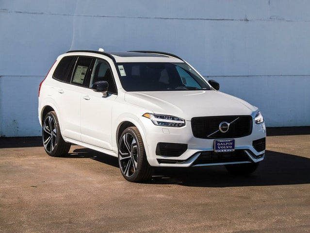 2021 volvo xc90 recharge r-design eawd for sale in
