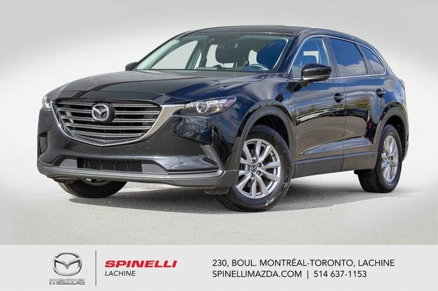 2017 Mazda CX-9 GS AWD