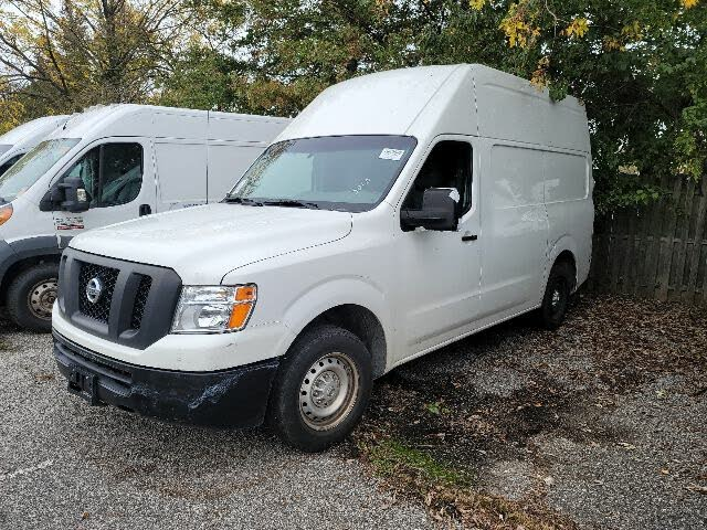 2018 Nissan NV Cargo 2500 HD S with High Roof