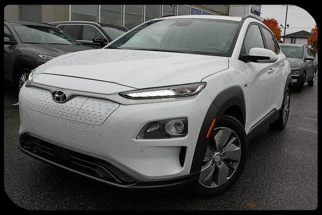 2019 Hyundai Kona Electric Ultimate FWD