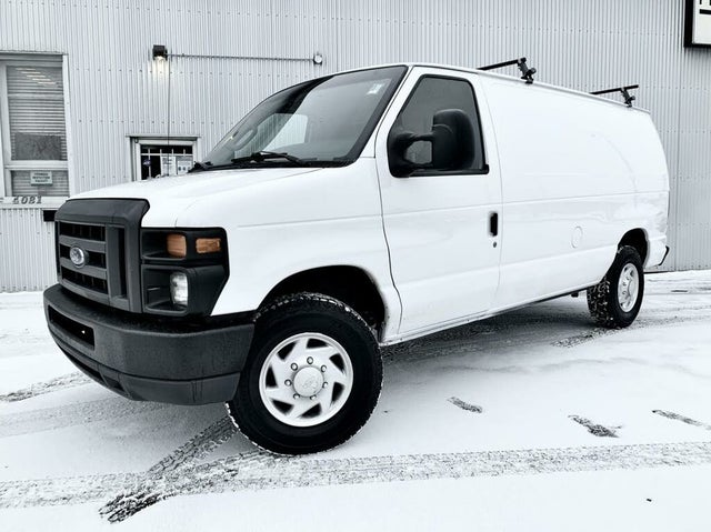 2013 Ford E-Series E-250 Cargo Van
