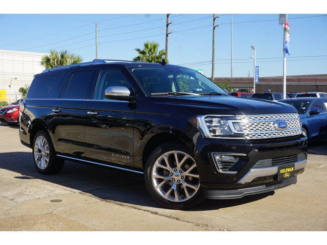 2019 Ford Expedition MAX Platinum RWD