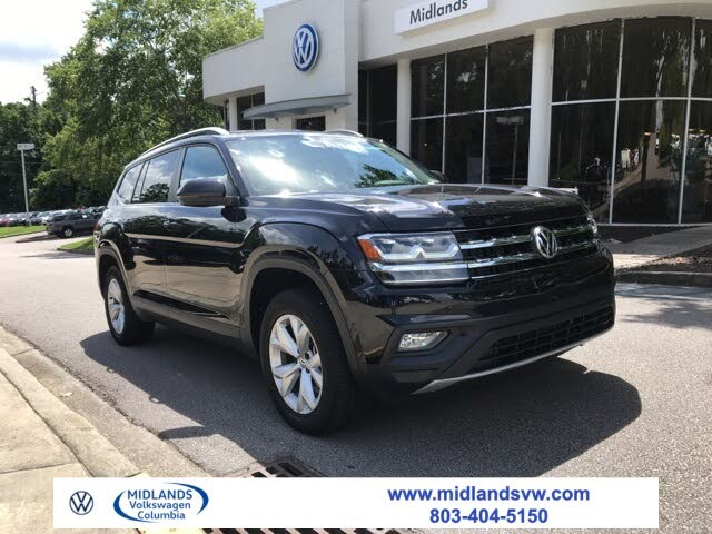 2018 Volkswagen Atlas SE with Technology