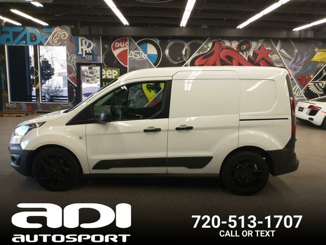 2014 Ford Transit Connect Cargo XL FWD with Rear Cargo Doors