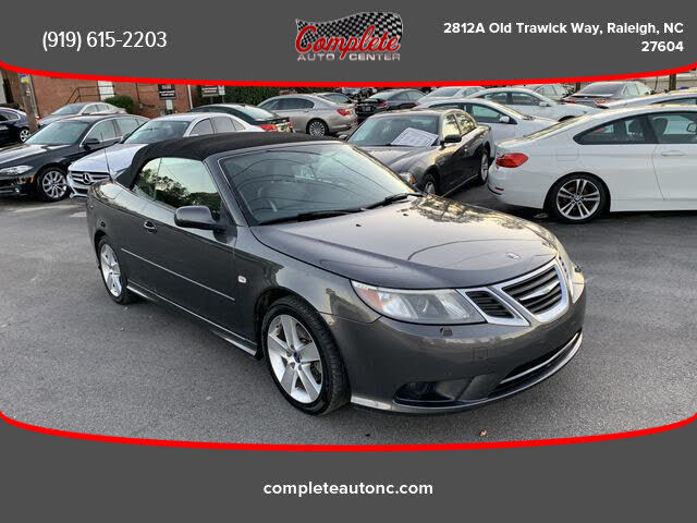 2010 Saab 9-3 Base Convertible