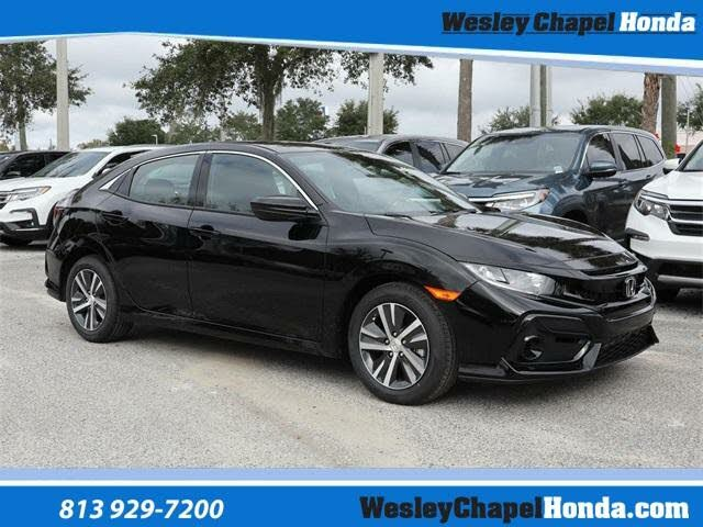 2021 Honda Civic Hatchback LX FWD