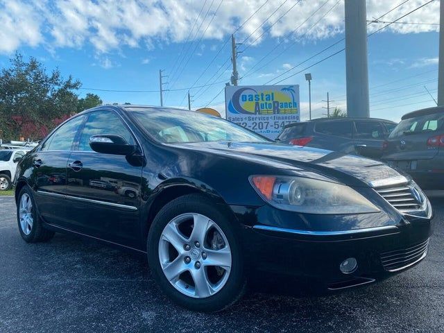 2007 Acura RL SH-AWD with Technology Package