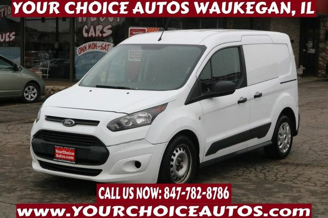 2014 Ford Transit Connect Cargo XLT FWD with Rear Cargo Doors
