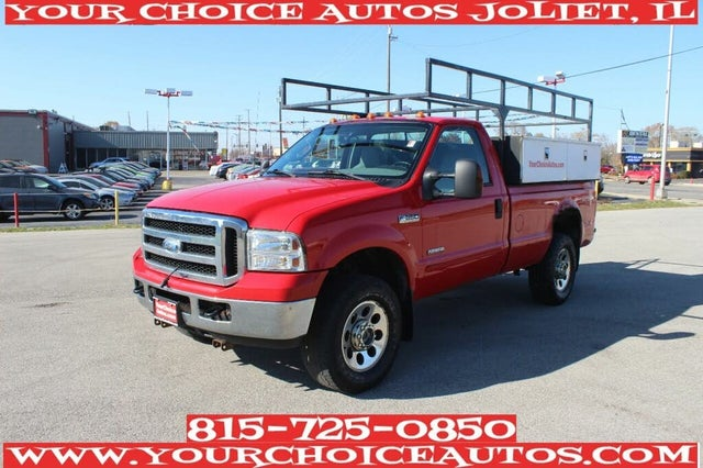 2006 Ford F-350 Super Duty XL LB 4WD