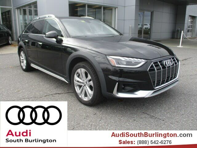 2021 audi a4 allroad for sale in vermont - cargurus