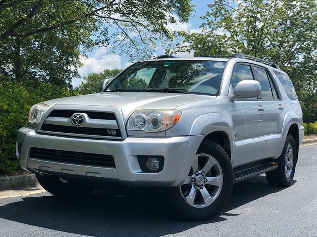 2007 Toyota 4Runner V8 4x2 Limited