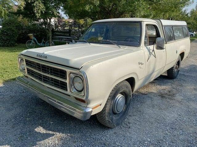 1980 Dodge RAM Van