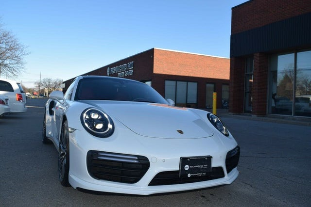 2019 Porsche 911 Turbo Coupe AWD