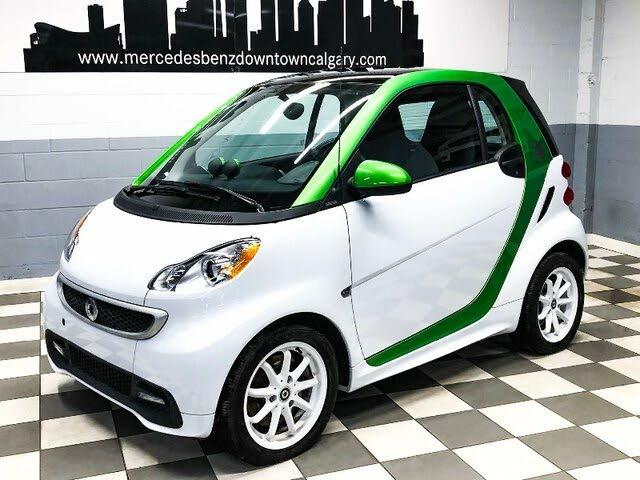 2014 smart fortwo electric drive hatchback RWD