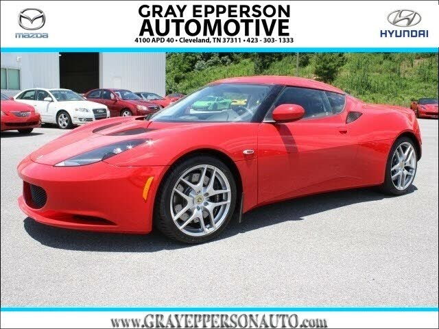2011 Lotus Evora Coupe 2+2